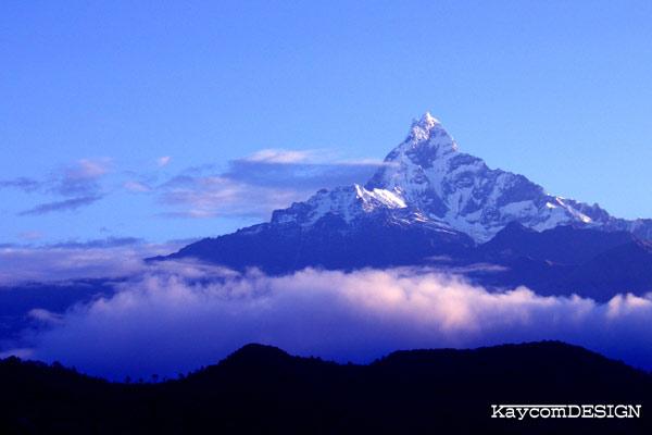 ネパール旅行記(アンナプルナトレッキング)-#1
